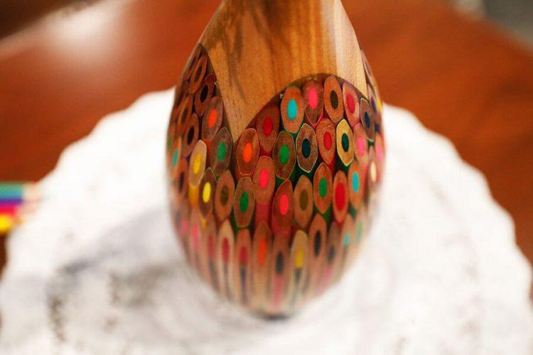 Decorative Pipa Vase 2