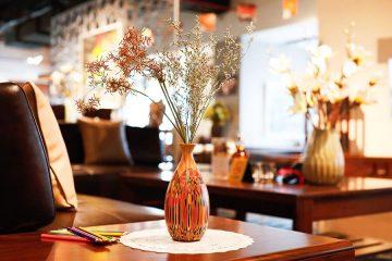 Decorative Pipa Vase
