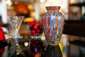 Decorative Prosperity Vase 1