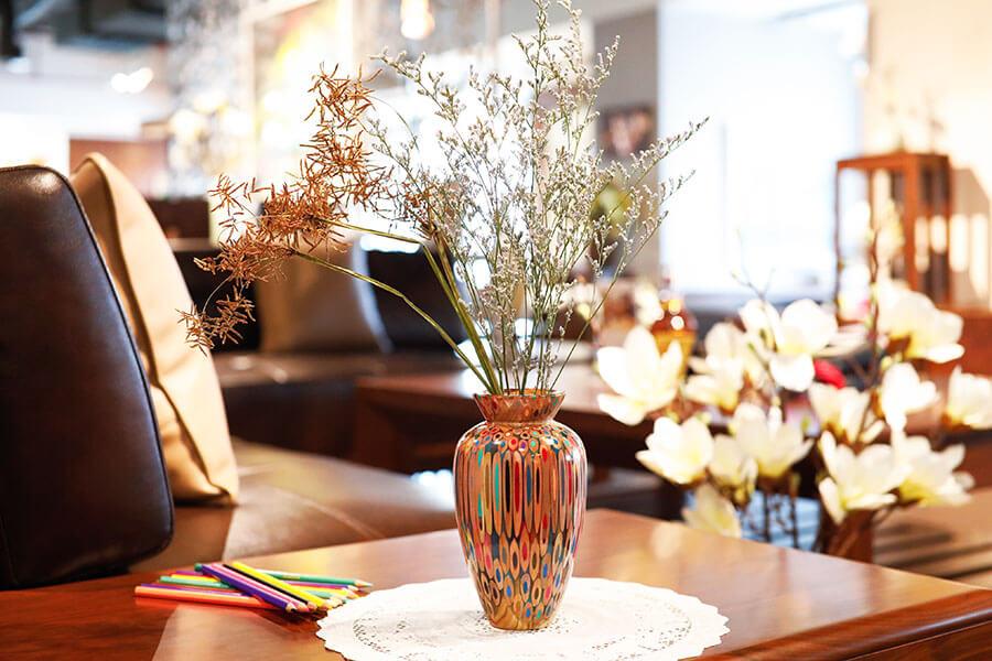 Decorative Prosperity Vase