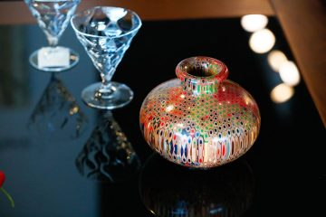 Decorative Summer Wind Vase 1