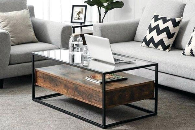 Unique Coffee Table Measure (1)