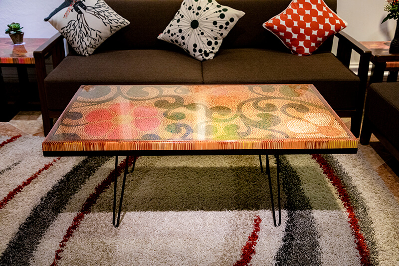 Unique Luxury Rectangle Coffee Tables